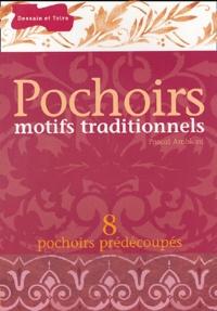 Pascal Amblard - Pochoirs - Motifs traditionnels.