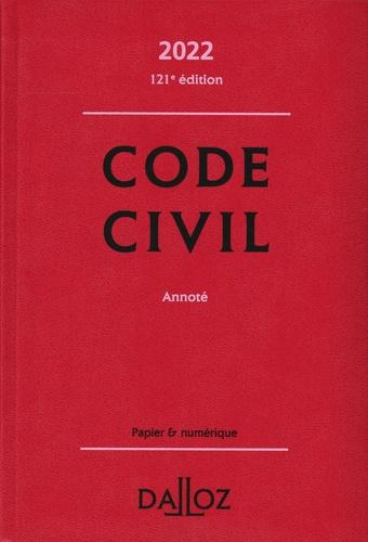 Pascal Ancel et Alice Tisserand-Martin - Code civil annoté.