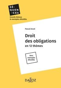 Pascal Ancel - Droit des obligations.