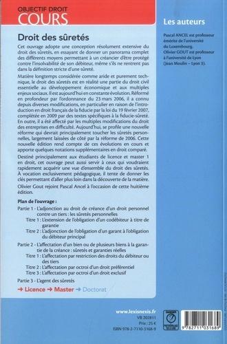 Droit des sûretés 8e édition