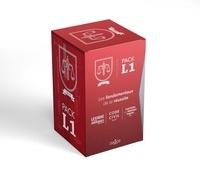 Pascal Ancel et Alice Tisserand-Martin - Les fondamentaux de ta réussite Pack L1 - Pack en 3 volumes : Code civil annoté ; Lexique des termes juridiques ; Constitution de la République Française.