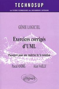 Rhonealpesinfo.fr Exercices corrigés d'UML - Passeport pour une maîtrise de la notation Image