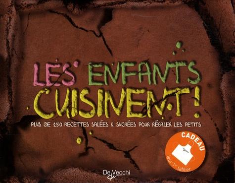 Pascal Antoine - Les enfants cuisinent en 4 tomes ! - Tome 1, Les petits-déjeunés ; Tome 2, Quiches et pizzas ; Tome 3, Les goûters ; Tome 4, Desserts et gâteaux.