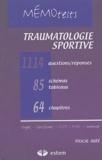 Pascal Auré - Traumatologie sportive - Tout le programme de l'internat en questions-réponses.