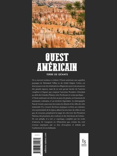 Ouest américain. Terre de géants