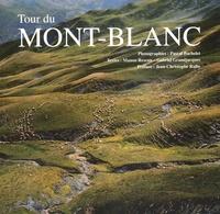 Pascal Bachelet et Manon Rescan - Tour du Mont-Blanc.