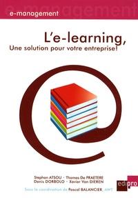 Pascal Balancier - L'e-learning, une solution pour votre entreprise !.