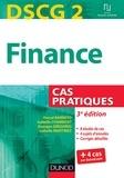 Pascal Barneto et Isabelle Chambost - DSCG 2 Finance - Cas pratiques.
