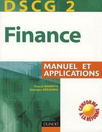 Histoiresdenlire.be Finance DSCG 2 - Manuel et applications Image