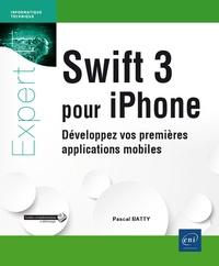 Swift 3 pour Iphone - Développez vos premières applications mobiles.pdf