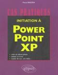 Pascal Bazzea - Initiation à PowerPoint XP.