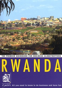 Pascal Belda et Luis Aparicio Garcia - Rwanda - Edition en langue anglaise.