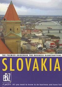 Pascal Belda - Slovakia - Edition en langue anglaise.