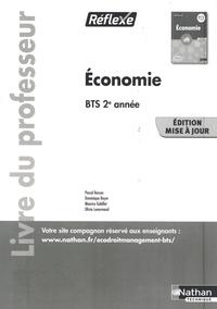 Pascal Besson et Dominique Boyer - Economie BTS 2e année Réflexe - Livre du professeur.