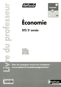 Pascal Besson et Dominique Boyer - Economie BTS 2e année - Livre du professeur.