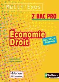 Economie Droit 2e Bac Pro - Pascal Besson |