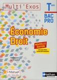 Pascal Besson et Louise Cauchard - Economie-droit Tle Bac pro.