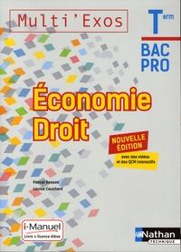 Economie-droit Tle Bac pro - Pascal Besson |