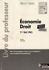 Economie - Droit Tle Bac Pro - Livre du professeur.pdf