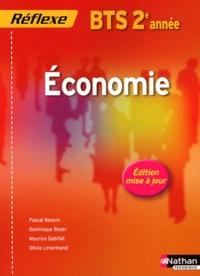 Alixetmika.fr Economie - BTS 2e année Image