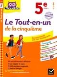 Pascal Bihouée et Gérard Bonnefond - Chouette Le Tout-en-un 5e - nouveau programme.