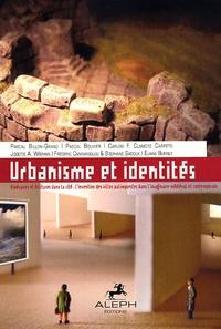 Pascal Billon-Grand et Pascal Bouvier - Urbanisme et identités - Itinéraires et écritures dans la cité : l'invention des villes palimpsestes dans l'imaginaire médiéval et contemporain.