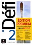 Pascal Biras et Monique Denyer - Défi 2, méthode de français - Livre de l'élève. 1 CD audio