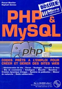 Pascal Blachier et Raphaël Zennou - PHP & MySQL. 1 Cédérom