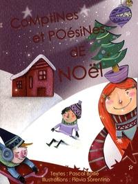 Pascal Boille et Flavia Sorrentino - Comptines et poésines de Noël.