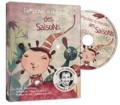 Pascal Boille - Comptines & poésines des saisons. 1 CD audio