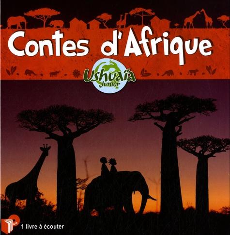 Pascal Boille et Rémi Guichard - Contes d'Afrique. 1 CD audio