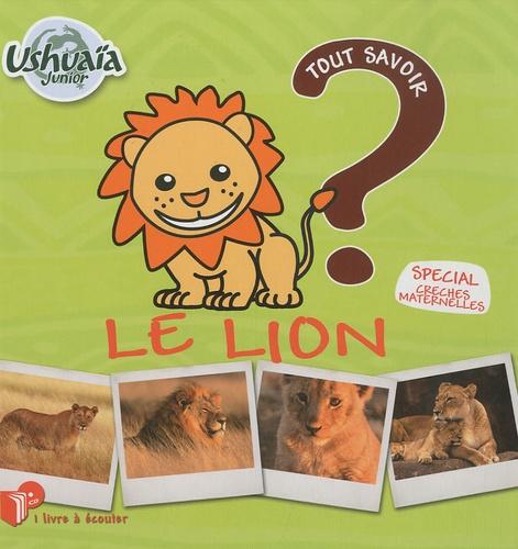 Pascal Boille - Le lion - Tout savoir. 1 CD audio