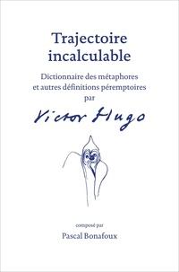 Pascal Bonafoux - Trajectoire incalculable.