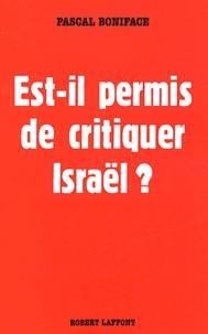 Est-il permis de critiquer Israël ?.pdf