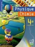 Pascal Borruto et Eric Donadei - Physique Chimie 4e - Programme 2007.