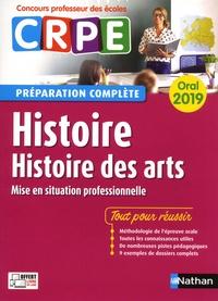 Pascal Bourassin et Jean-Pierre Bourgeois - Histoire, histoire des arts - Oral.