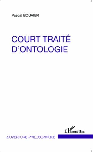 Court traité d'ontologie