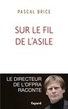 Pascal Brice - Sur le fil de l'asile.