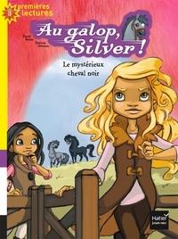 Pascal Brissy et Evelyne Duverne - Au galop, Silver ! Tome 4 : Le mystérieux cheval noir.