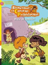 Pascal Brissy et Yannick Robert - Bienvenue en caverne préhistorique Tome 1 : Drôle de rentrée !.