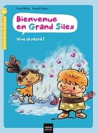 Pascal Brissy et Yannick Robert - Bienvenue en Grand Silex Tome 1 : Vive la récré !.