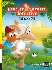 Pascal Brissy et Guillaume Trannoy - Hercule Carotte, détective Tome 4 : Vol sur le Nil.