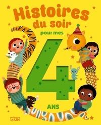 Pascal Brissy et Ilaria Falorsi - Histoires du soir pour 4 ans.