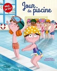 Pascal Brissy et Stéphanie Alastra - Jour de piscine.