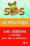 Pascal Brouillet - Citations de géopolitique.