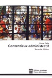 Pascal Caille - Contentieux administratif.