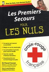 Deedr.fr Les Premiers Secours pour les nuls Image