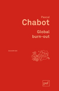 Pascal Chabot - Global burn-out.