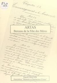Pascal Chauvin et Jacques Benguigui - Artas - Berceau de la Fête des mères.
