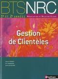 Pascal Choquet et Eric Danquegny - BTS NRC 1e net 2e années, Gestion de Clientèles.